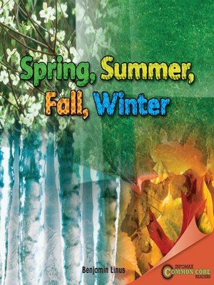cover image of Spring, Summer, Fall, Winter